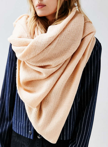 Urban Outfitters soft scarf
