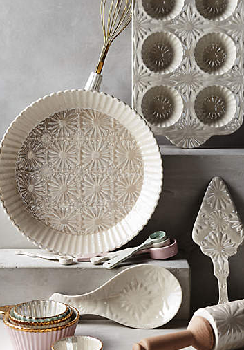 Anthropologie pie plate