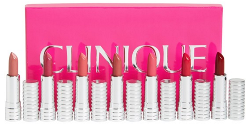 Clinique matte lipstick set