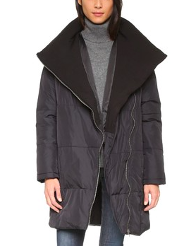BB Dakota Evans Long Puffer Coat