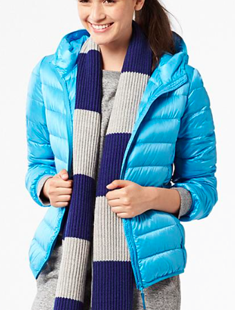 Uniqlo WOMEN ULTRA LIGHT DOWN HOODED JACKET