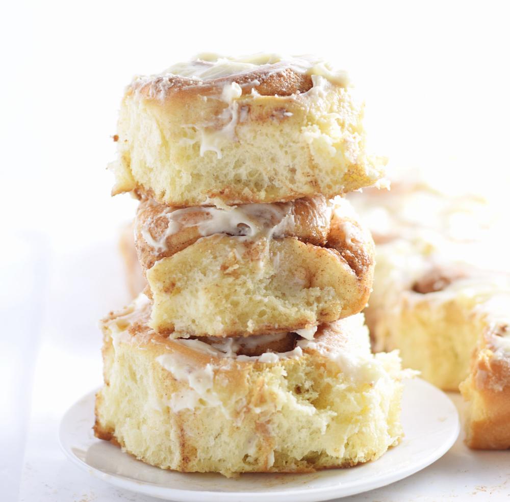 The Best Cinnamon Rolls | TrufflesandTrends.com
