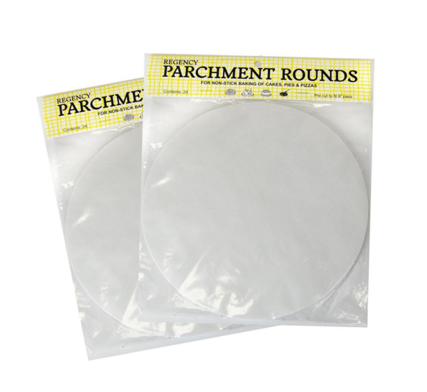 Parchment Paper Rounds - Essential Baking Tools | TrufflesandTrends.com