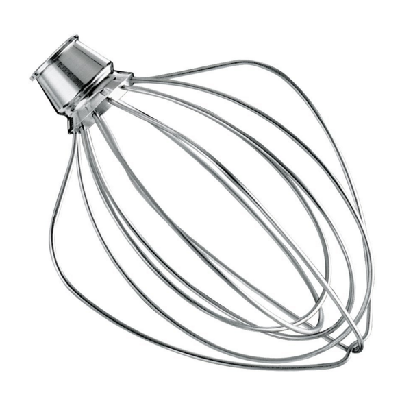 Balloon Whisk Attachment - Essential Baking Tools | TrufflesandTrends.com