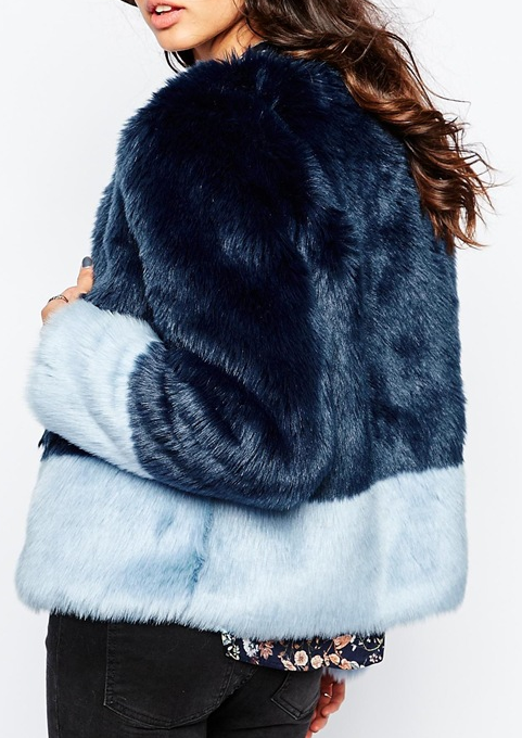 Unreal Fur Fire and Ice Jacket