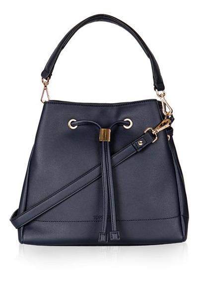 Topshop 'Westly' Bucket Bag