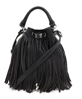 Forever 21 fringe handbag