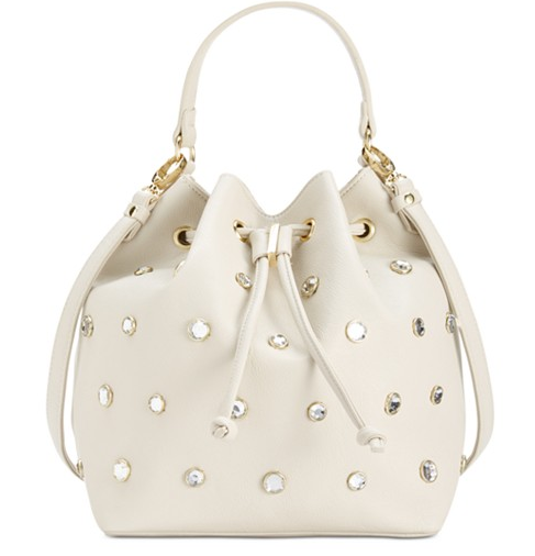 Olivia + Joy Estelle Drawstring Bucket Bag