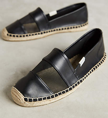 Soludos Vegan Leather Espadrilles