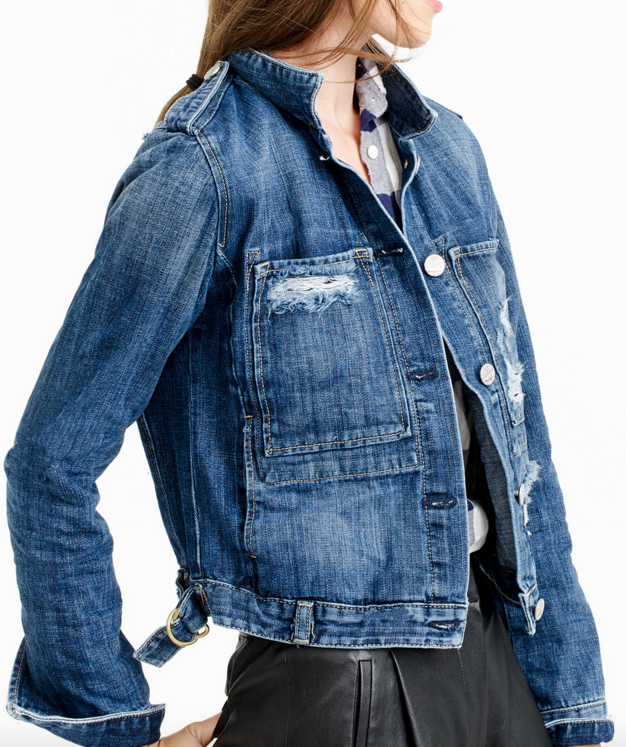 McGuire denim jacket