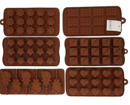 10 Bonus Baking Tools - chocolate molds | TrufflesandTrends.com