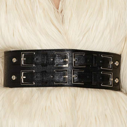 Nasty Gal buckle belt