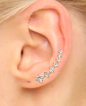 Jules Smith ear cuff