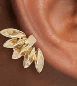 House of Harlow ear cuff