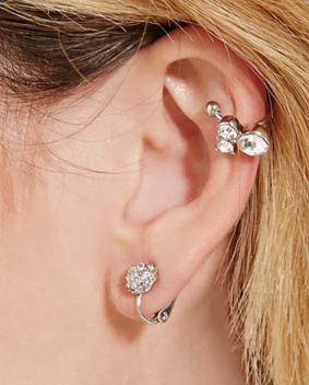 Forever 21 ear cuff set