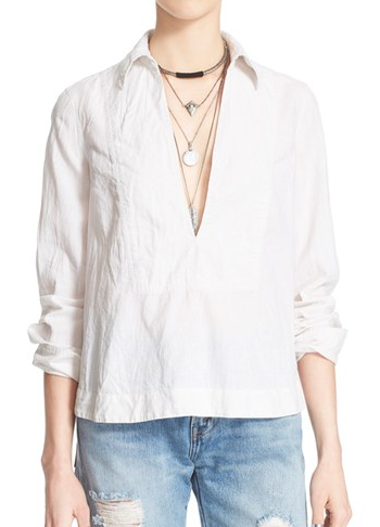 Free People 'Ready or Not' Blouse