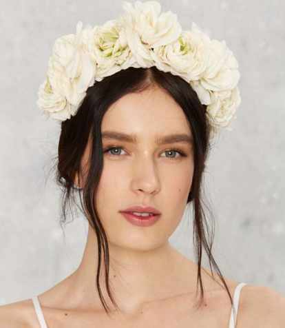Rock 'N Rose Martha Flower Crown