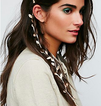 FP Luxe Floral Braid In