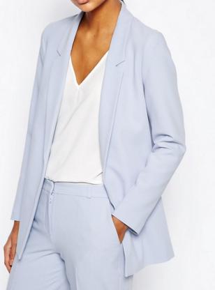 Asos slim tailored blazer