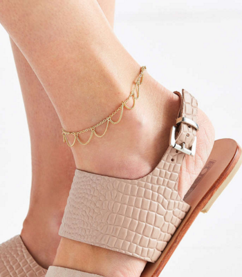 UO chain anklet
