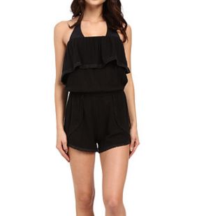 Billabong Behind the Sun Romper Cover-Up