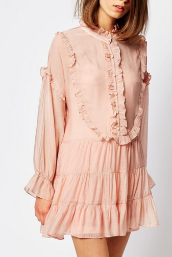 Sister Jane ruffled dress
