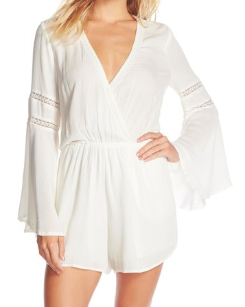L Space 'Lovestruck' Cover-Up Romper