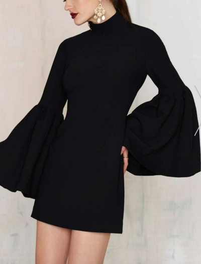 Nasty Gal Kiss and Bell Mini Dress