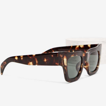 Hadley Structured Cat-Eye Shades