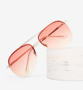 Make Haze Aviator Shades