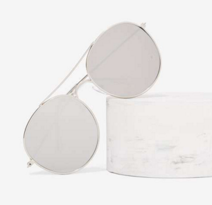 Mirrors Gonna Fall Aviator Shades