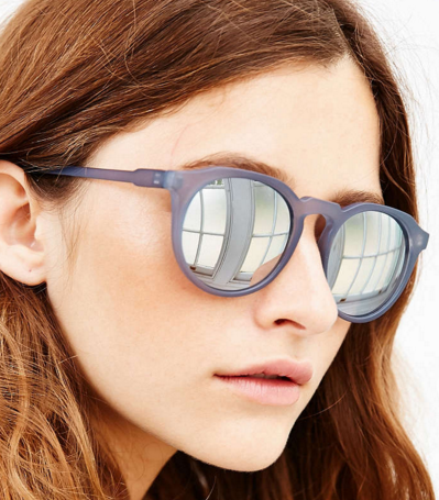 UO Every Day Round Sunglasses