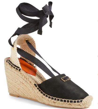 Diane von Furstenberg 'Marcelle' Espadrille Wedge Sandal