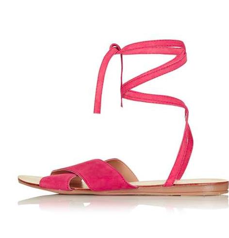 HAVANA Tie-Up Sandal