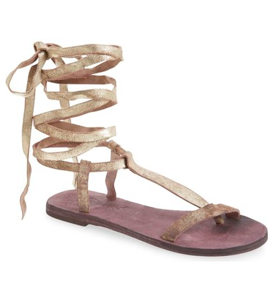 Free People 'Dahlia' Tall Gladiator Sandal