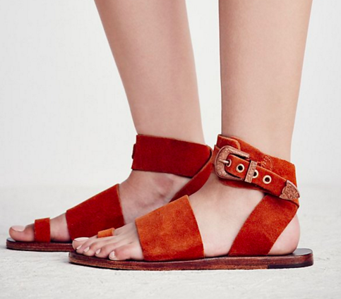FP Long Weekend Sandal