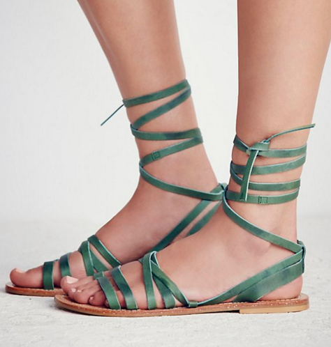 FP Harpoon Wrap Sandal