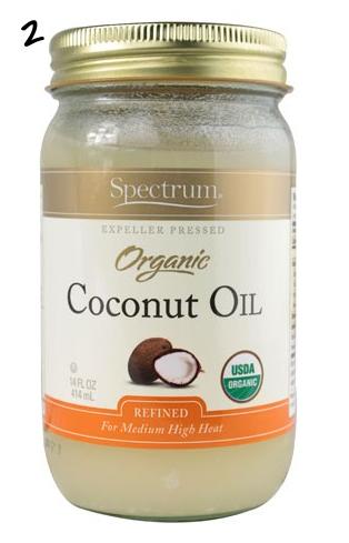 Spectrum Refined Coconut Oil
