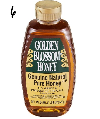 Golden Blossom Honey