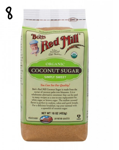 Bob's Red Mill coconut sugar