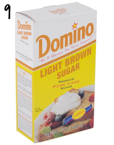 Domino brown sugar
