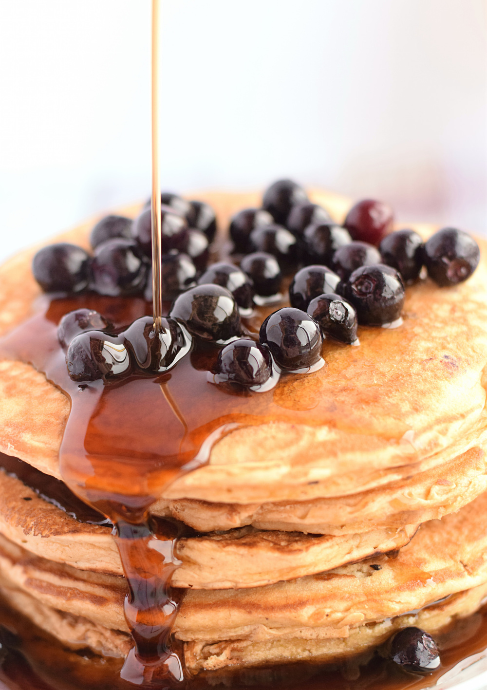 Easy and Fluffy Pancakes