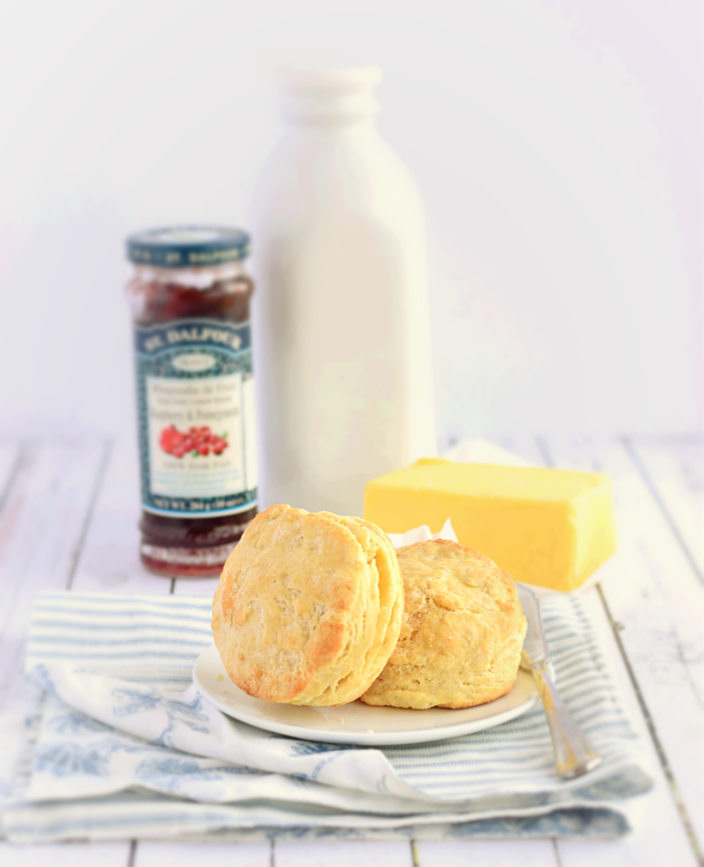My Favorite Plain Scones