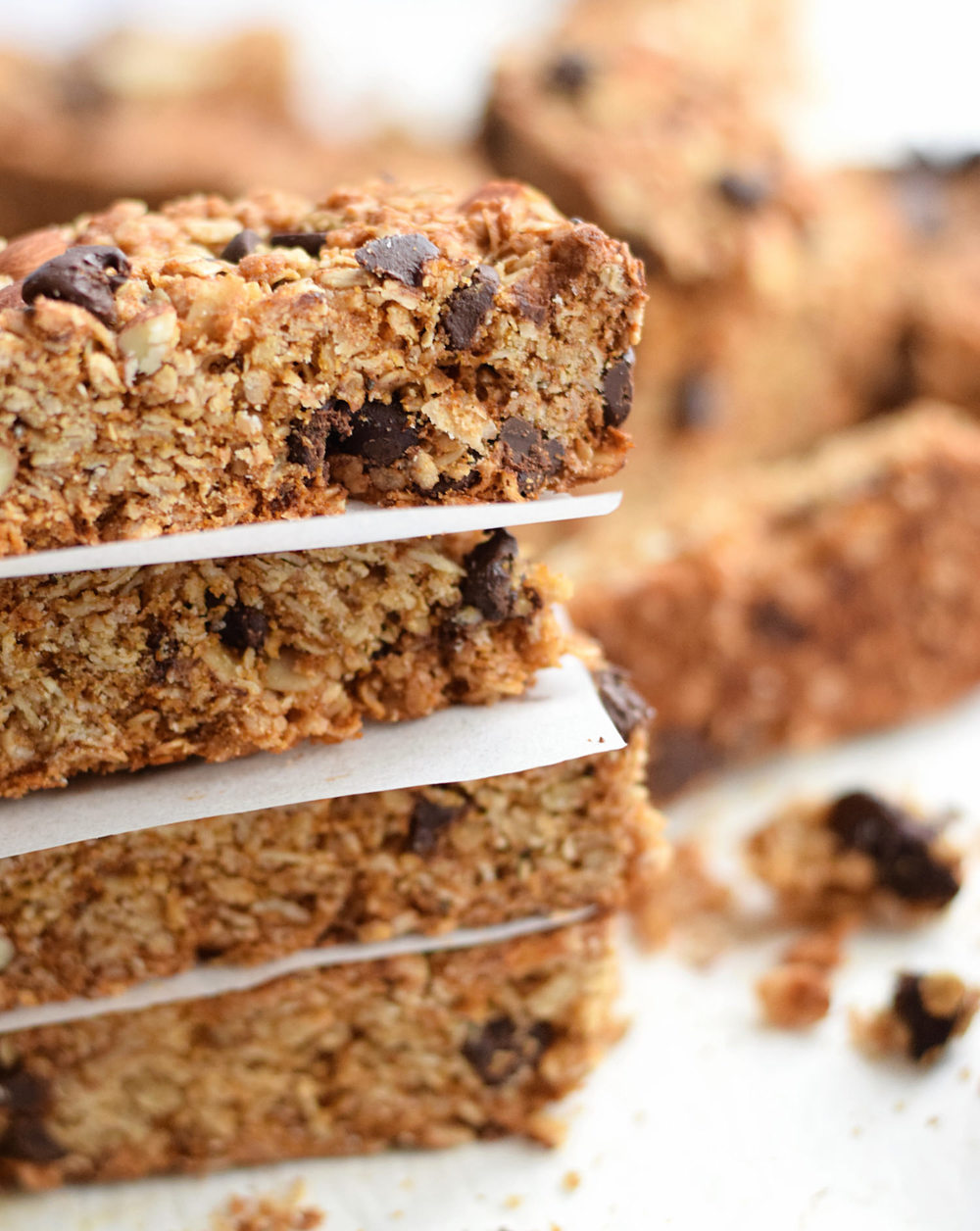 Soft Granola Bars