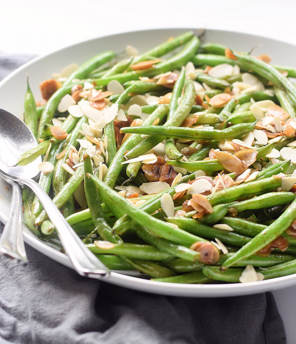 Basic Sauteed Green Beans Recipe — Dishmaps