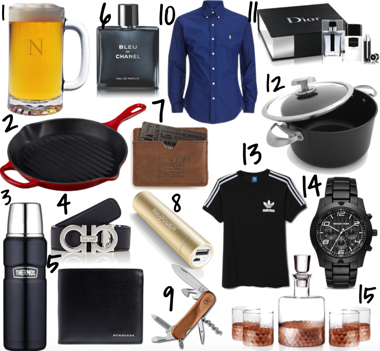 Father's Day Gift Guide 2016 | TrufflesandTrends.com