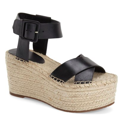 MARC FISHER LTD 'Randall' Platform Wedge
