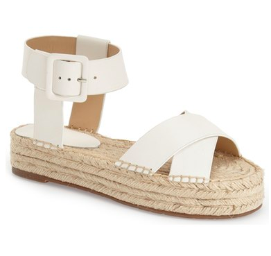 MARC FISHER LTD 'Vienna' Espadrille Sandal
