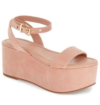 KENDALL + KYLIE 'Demi' Platform Sandal