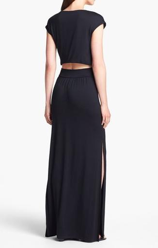 FELICITY & COCO 'Vienna' Blouson Maxi Dress